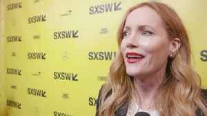 News video: Leslie Mann Just Wants To Laugh At SXSW