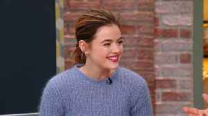 News video: Lucy Hale On Whether Or Not She'd Make An Appearance In The New