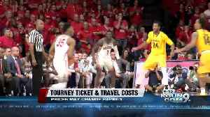 News video: Booking a trip to Boise for the Tourney