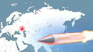 News video: Russia test launches new hypersonic missile
