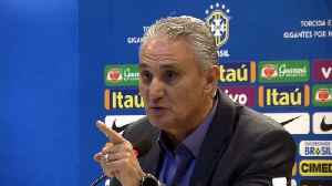 News video: Neymar's health is top concern: Brazil coach Tite