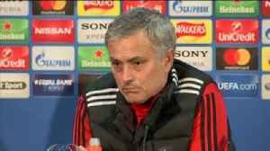 News video: Mourinho: Anything is possible