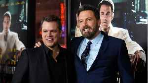 News video: Ben Affleck, Matt Damon Will Demand Inclusion Riders