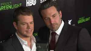 News video: Ben Affleck And Matt Damon's Production Company Announces Inclusion Riders For Future Projects