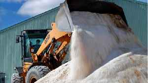 News video: Blizzard Hits New England