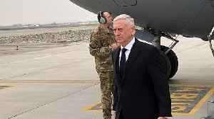 News video: Taliban factions interested in pursuing peace talks, says Mattis