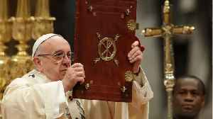 News video: English Translation Of Pope Francis Book To Arrive In August
