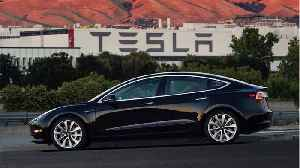 News video: Tesla Model 3 Production Isn't Near Its Target, Stock Unaffected
