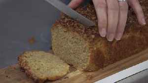News video: How to Make Banana-Walnut Bread LIVE