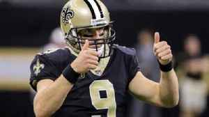 News video: Drew Brees re-signs with New Orleans, Shannon and Skip weighs in