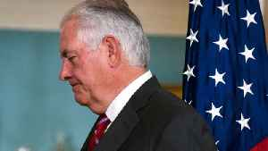 News video: Tillerson Out as Secretary of State