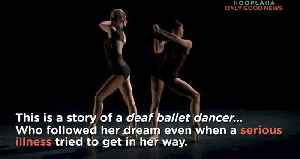 News video: Deaf Choreographer Creates Touching Ballet For Deaf And Hearing Communities Alike