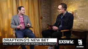 News video: DraftKings Bets Big on Sports Gambling