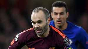 News video: Iniesta must be '100 per cent'