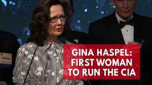 News video: Who is Gina Haspel? First woman to run the CIA