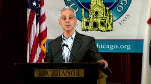 News video: Emanuel Slams Rauner Veto Of Gun Dealer Licensing Bill