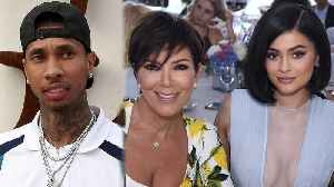 News video: Kris Jenner SLAMS Rumors That Tyga Is Kylie Jenner's Real Baby Daddy