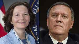 News video: Senators weigh in on confirmation processes for Pompeo and Haspel