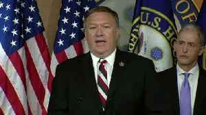 News video: Pompeo to replace Tillerson as Secretary of State