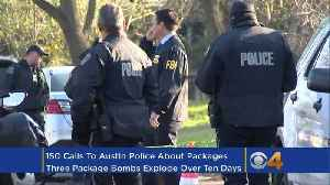 Police Report 150 Calls As Deadly Package Bombings Put Austin On Edge [Video]