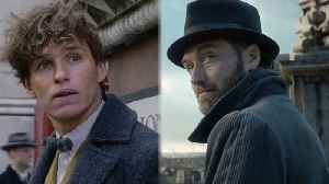 News video: Fantastic Beasts FIRST Full Trailer Debuts First Look At Jude Law as Dumbledore