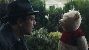 News video: Winnie the Pooh is back in Disney's 'Christopher Robin'