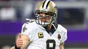 News video: Eric Dickerson explains why Drew Brees was smart to stay in New Orleans