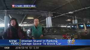 News video: Parking Lot Standoff