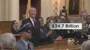 News video: N.J. Gov. Murphy Unveils Ambitious Budget