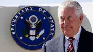 News video: Rex Tillerson is Out; Mike Pompeo is in as Secretary of State