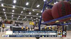News video: UMBC 'ready for challenge' of NCAA Tournament