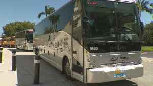 News video: Canes Depart For NCAA Tournament, Bruce Brown To Dress For 1st Game