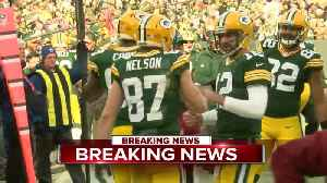 News video: Fans react to Jordy Nelson release