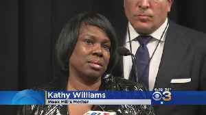 News video: Justice Reform For Meek Mill Sees Mother Speak Out In Support Of Son