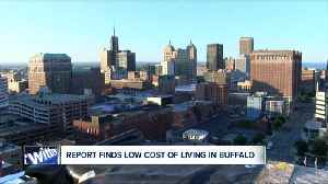 News video: Buffalo has lowest cost of living in Upstate New York, report says