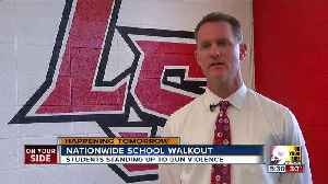 News video: La Salle students plan to pray during national walkout