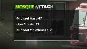News video: U.S. Attorney Identifies 3 Suspects In Mosque Bombing