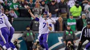 News video: Report: Case Keenum Intends to Sign With Broncos When Free Agency Opens Wednesday