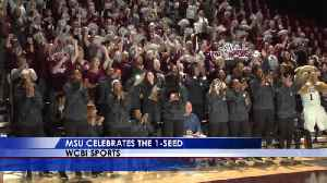 News video: Mississippi State Earns First No. 1 Seed in Program History