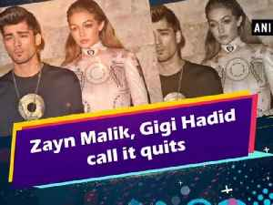 News video: Zayn Malik, Gigi Hadid call it quits