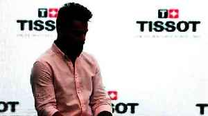 News video: Virat Kohli At Launch Of Tissot Watch | Tissot Watch Launch