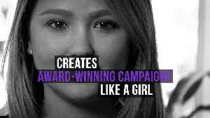 News video: AEG Launches Like A Girl Campaign in Support of International Women's Day | AEG