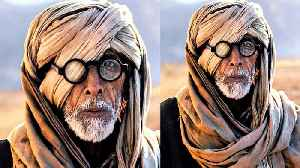 News video: Amitabh Bachchan LEAKED LOOK From Thugs of Hindostan – REAL or FAKE?