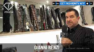 News video: GIANNI RENZI Couture Stuns FashionTV with Incredibly Stylish Shoes and Bags | FashionTV | FTV