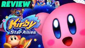 News video: Kirby: Star Allies Review