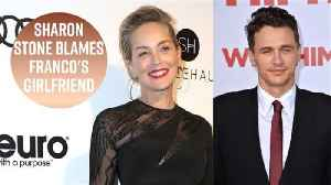 News video: Sharon Stone defends James Franco against accusers
