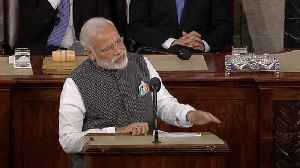 News video: India's Prime Minister Pledges To Fight Tuberculosis