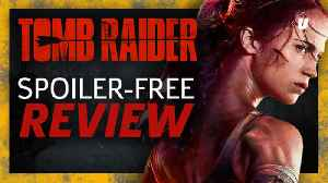 News video: Tomb Raider (Spoiler Free) Movie Review: A Decent Action Movie