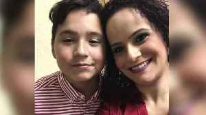 News video: Victim celebrated birthday with boy who's accused of stabbing him hours later