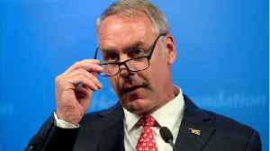 News video: Ryan Zinke Conceded There's No Money In Drilling Off Oregon Coast